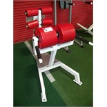 POWERLIFT BACK EXTENSION FITNESS MACHINE