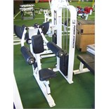 LATERAL RAISE WEIGHT FITNESS MACHINE