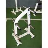 POWER STRENGTH WEIGHT PLATE TREE STAND