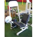 LEG EXTENSION POWER STRENGTH FITNESS MACHINE
