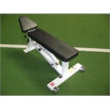 ADJUSTABLE INCLINE BENCH POWER STRENGTH