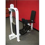 ADDUCTOR ABBUCTOR FITNESS MACHINE