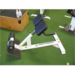 POWER STRENGTH BACK EXTENSION MACHINE