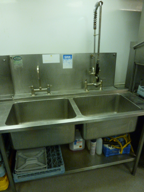 Callaway Plumbing And Drains Ltd Plumbing A Double Kitchen Sink