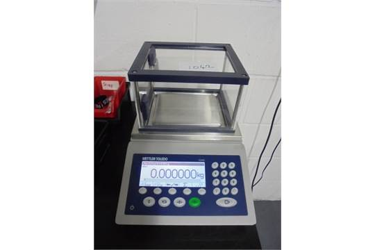 Mettler Toledo ICS465 Digital Gem Scales