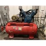 Babekost air compressor, 15 Hp, twin head