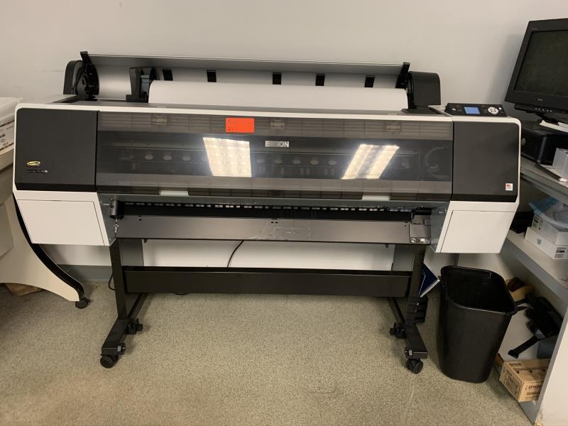 Espson Pro9800 Large Format Printer, Mothballed