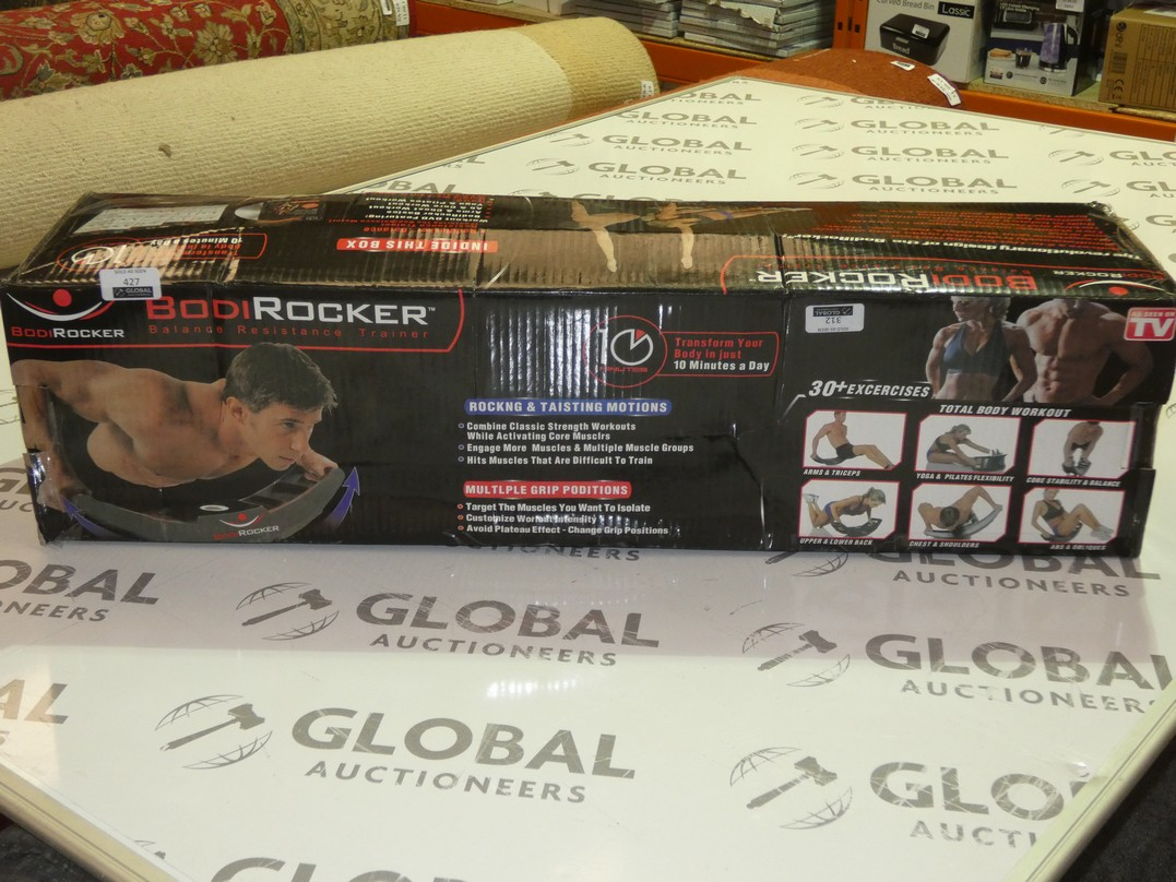 Lot 427 - Boxed Body Rocker Ultimate Training Core Strength Set RRP £50 (Public Viewing and Appraisals