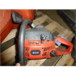 Homelite Z3300 chainsaw engine w/o bar