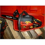 "HomeLite 33 cc chainsaw w/ 16"" bar"