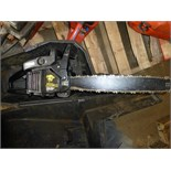 McCulloch MacCAT 38cc anti-vibe chainsaw w/ case
