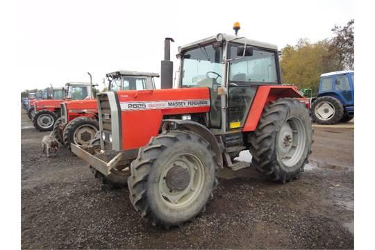 4 Door Tractor : Massey ferguson electronic wd hp door diesel