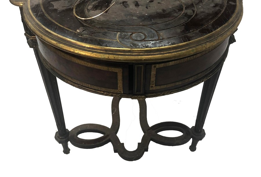 Lot 550 - Alfred Emmanuel-Louis Beurdeley (French 1847-1919) - An important Louis XVI style, 19th century