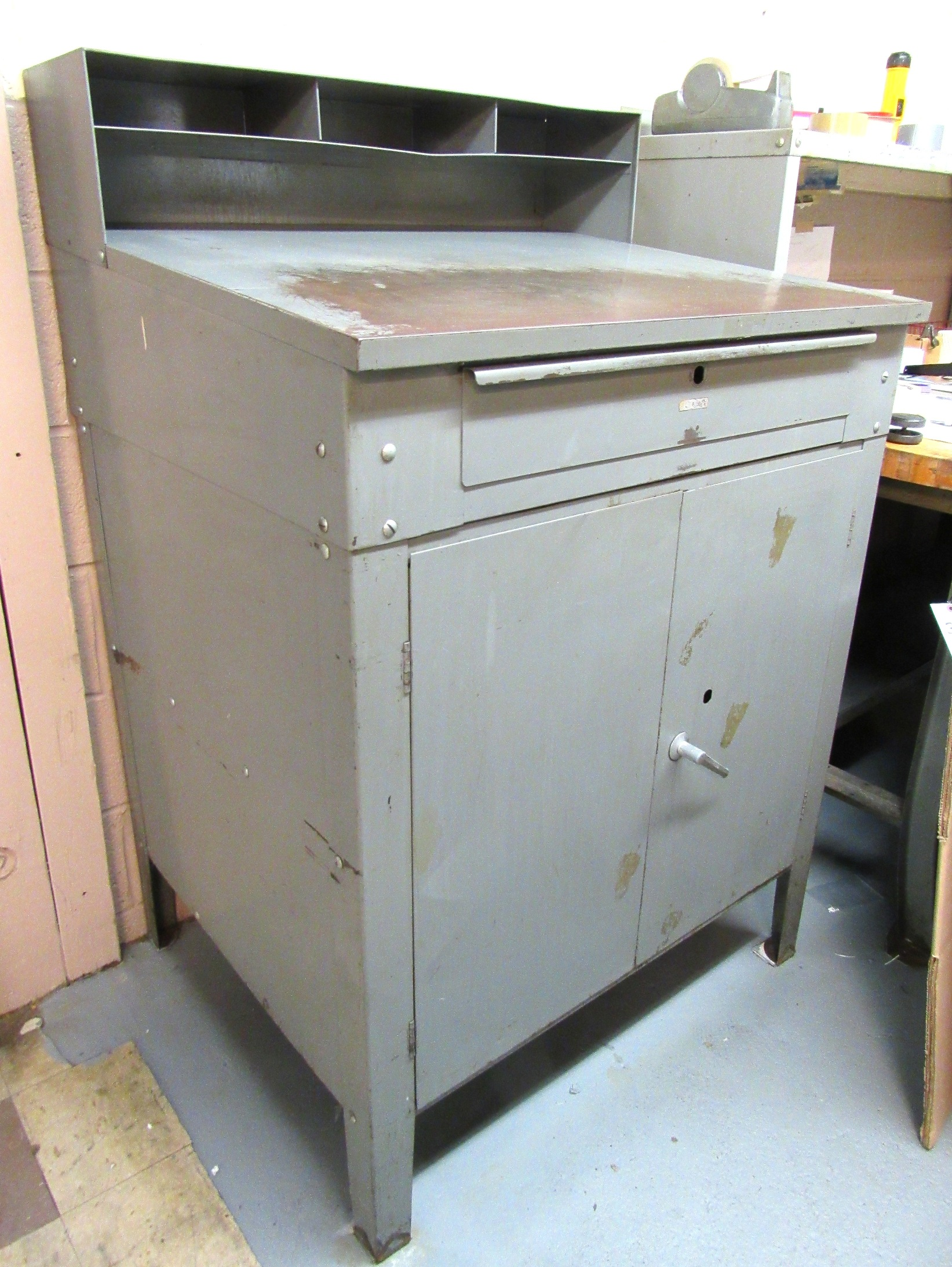 Lot 36 - Foreman Desk