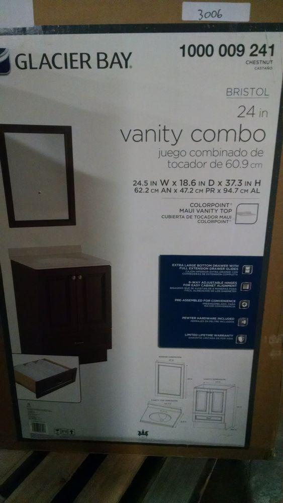 100 glacier bay bathroom vanity vanities bathroom sink vani
