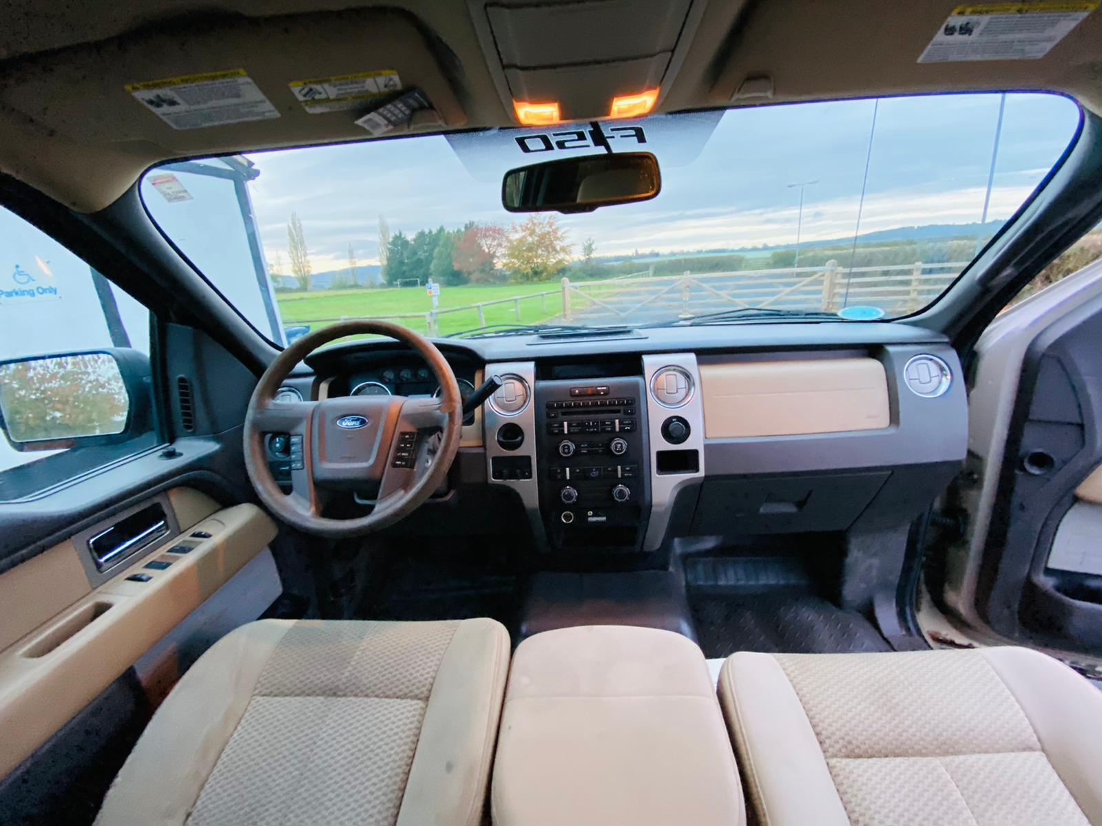 (RESERVE MET) Ford F-150 XLT 4.6L V8 Supercab - 2010 Year - 6 Seats - Fresh Imports - Image 27 of 39
