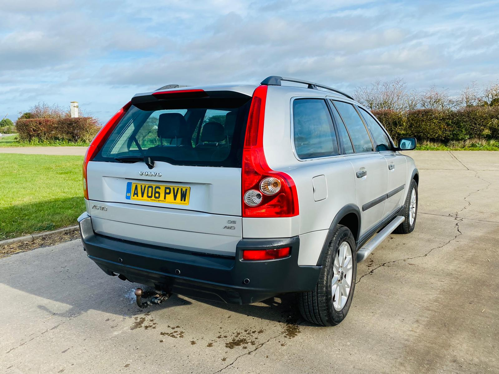 Volvo XC90 2.4 D5 185bhp SE Geartronic Auto 2006 06 Reg - 7 Seats - Air con - Top Spec - Image 9 of 47