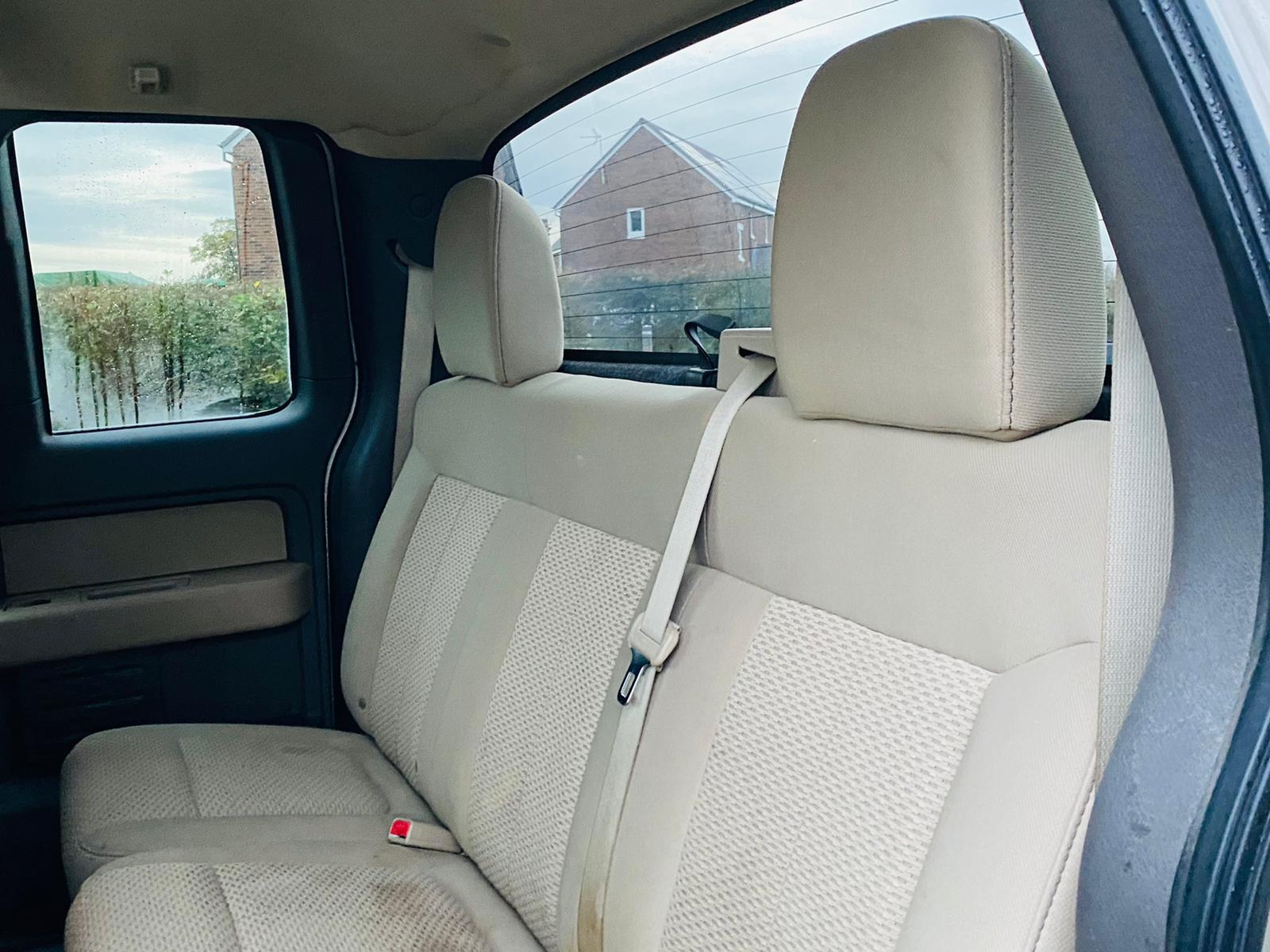 (RESERVE MET) Ford F-150 XLT 4.6L V8 Supercab - 2010 Year - 6 Seats - Fresh Imports - Image 24 of 39