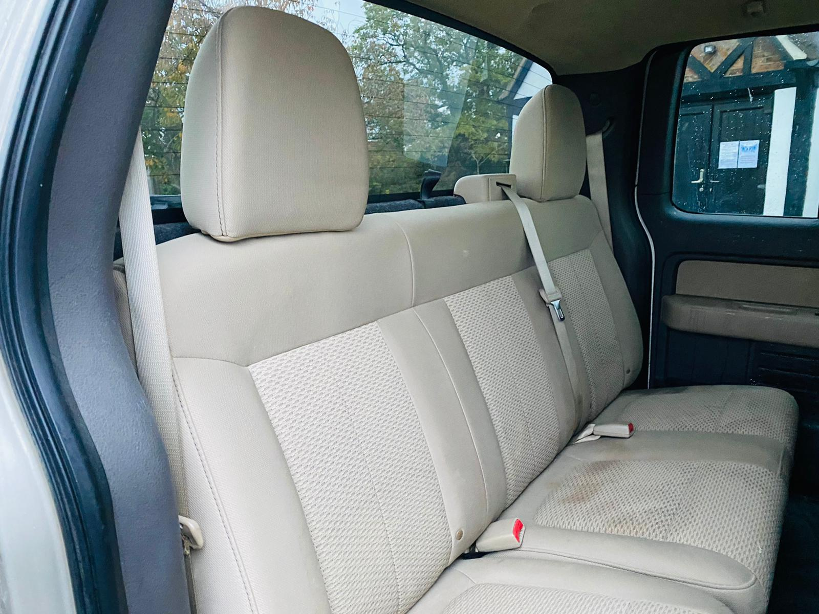 (RESERVE MET) Ford F-150 XLT 4.6L V8 Supercab - 2010 Year - 6 Seats - Fresh Imports - Image 23 of 39