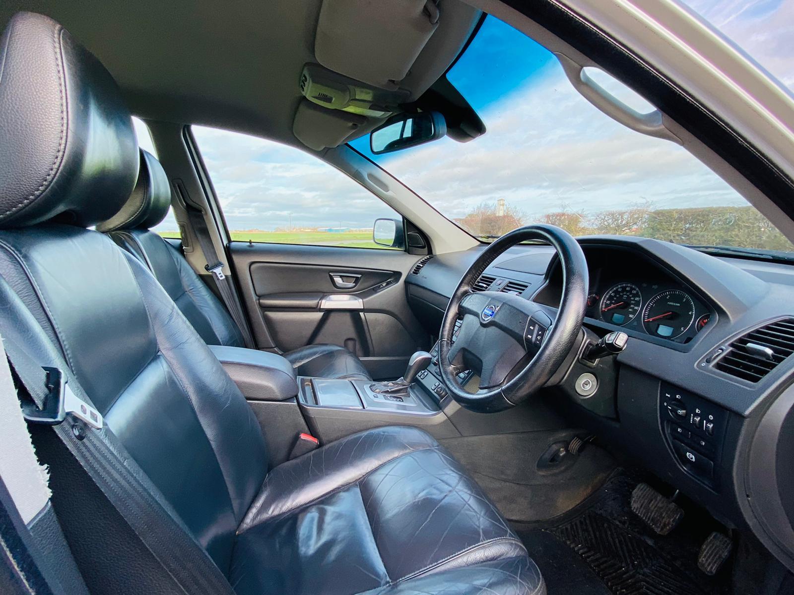 Volvo XC90 2.4 D5 185bhp SE Geartronic Auto 2006 06 Reg - 7 Seats - Air con - Top Spec - Image 25 of 47