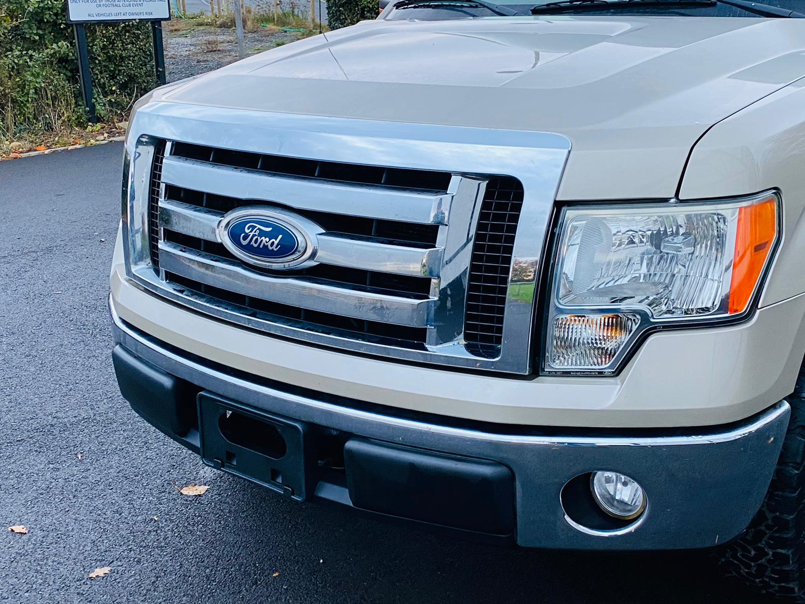 (RESERVE MET) Ford F-150 XLT 4.6L V8 Supercab - 2010 Year - 6 Seats - Fresh Imports - Image 9 of 39