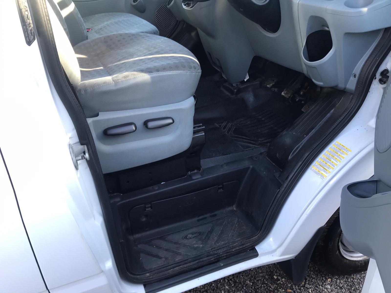 (RESERVE MET) Ford Transit 2.2 TDCI 100 T260 2014 Model - SWB - Low Roof -NO VAT SAVE 20% - Image 14 of 22