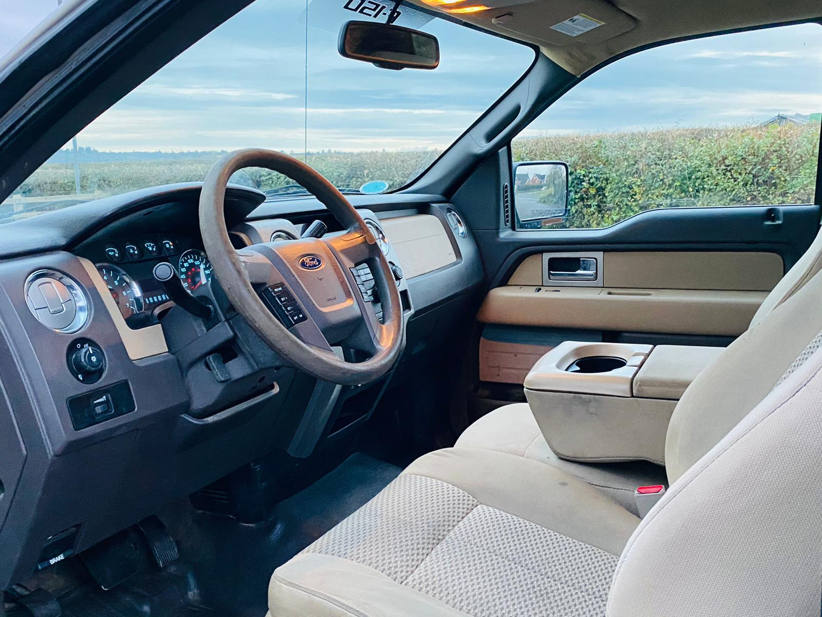(RESERVE MET) Ford F-150 XLT 4.6L V8 Supercab - 2010 Year - 6 Seats - Fresh Imports - Image 17 of 39