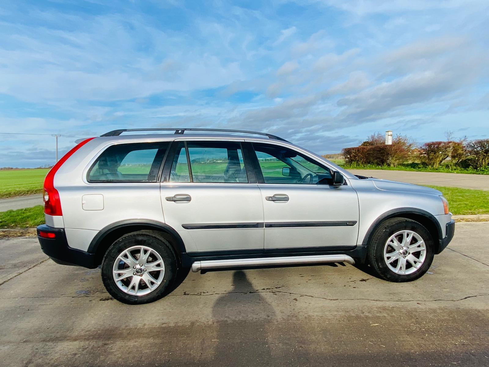 Volvo XC90 2.4 D5 185bhp SE Geartronic Auto 2006 06 Reg - 7 Seats - Air con - Top Spec - Image 7 of 47
