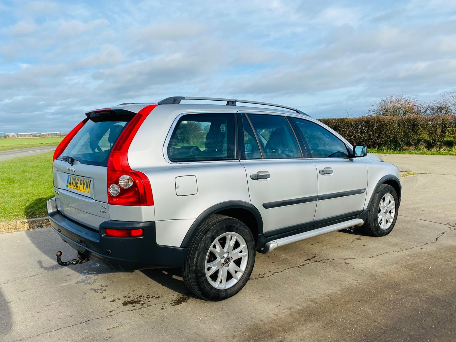Volvo XC90 2.4 D5 185bhp SE Geartronic Auto 2006 06 Reg - 7 Seats - Air con - Top Spec - Image 6 of 47