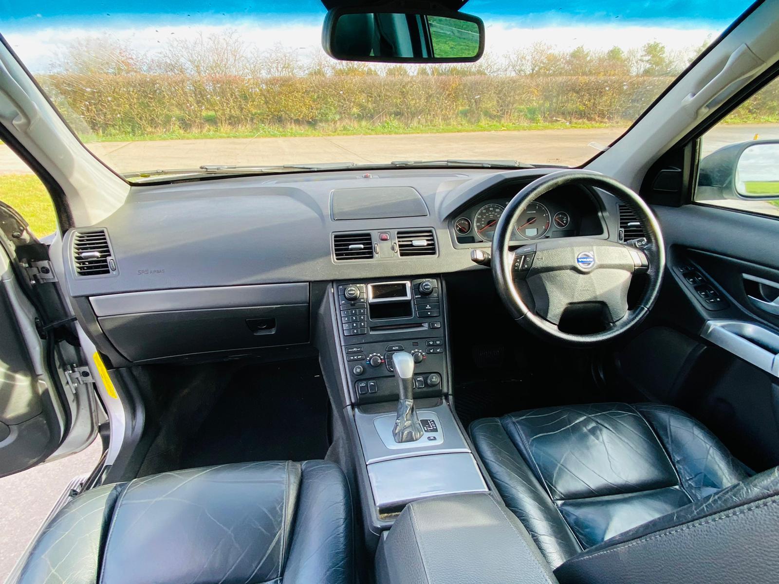 Volvo XC90 2.4 D5 185bhp SE Geartronic Auto 2006 06 Reg - 7 Seats - Air con - Top Spec - Image 37 of 47