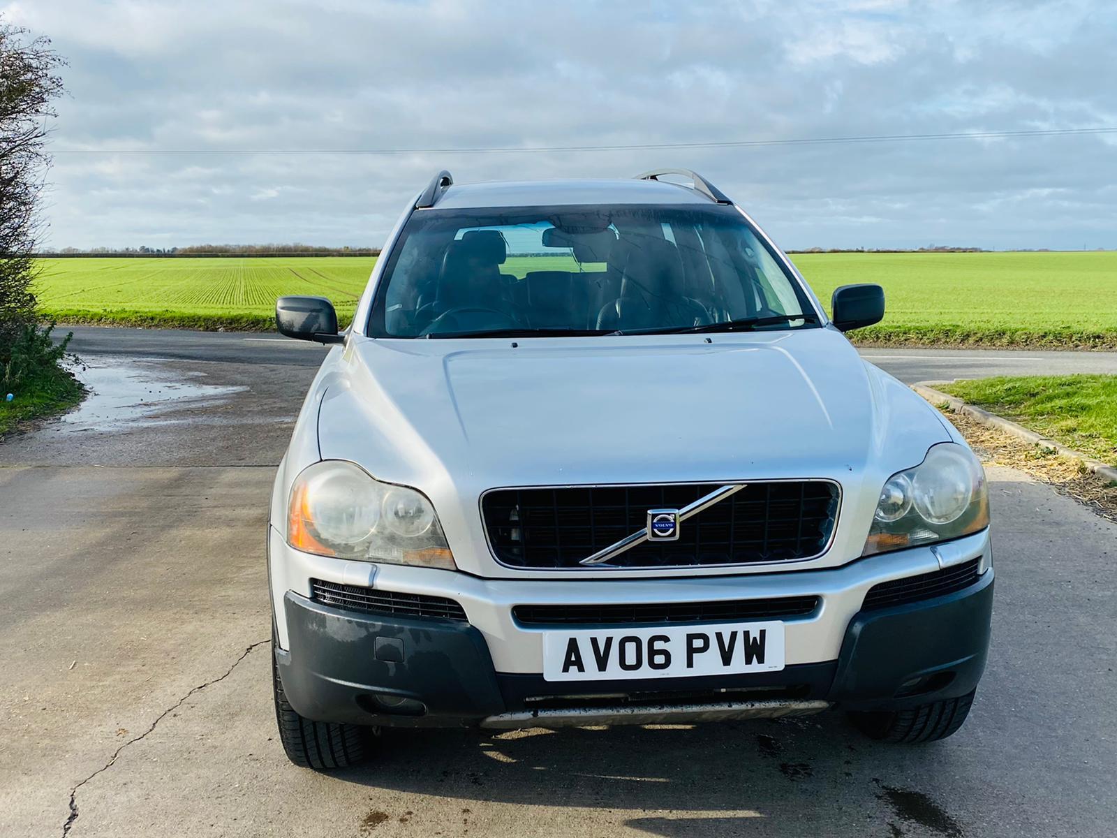 Volvo XC90 2.4 D5 185bhp SE Geartronic Auto 2006 06 Reg - 7 Seats - Air con - Top Spec - Image 12 of 47