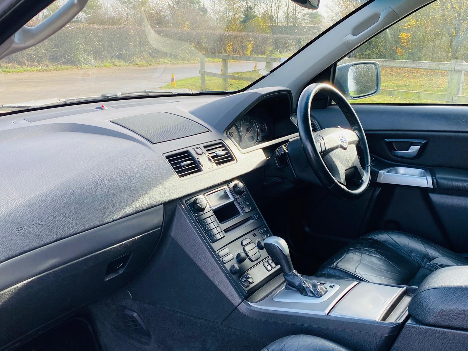 Volvo XC90 2.4 D5 185bhp SE Geartronic Auto 2006 06 Reg - 7 Seats - Air con - Top Spec - Image 36 of 47