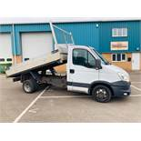 Iveco Daily 2.3 TD 35C13 Tipper - 2013 Model -