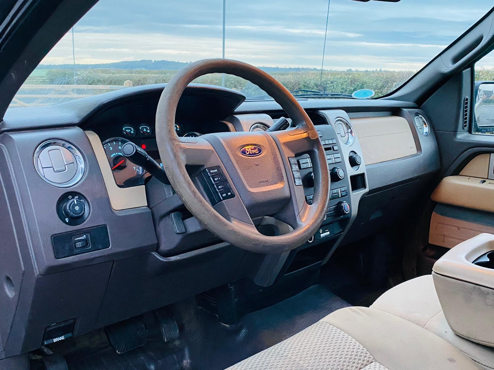 (RESERVE MET) Ford F-150 XLT 4.6L V8 Supercab - 2010 Year - 6 Seats - Fresh Imports - Image 16 of 39