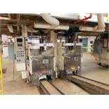 Triangle Dual Tube Vertical Form Fill Seal Bagger, M# TW72C LH & TW7 - Subj to Bulk | Rig Fee: $1200