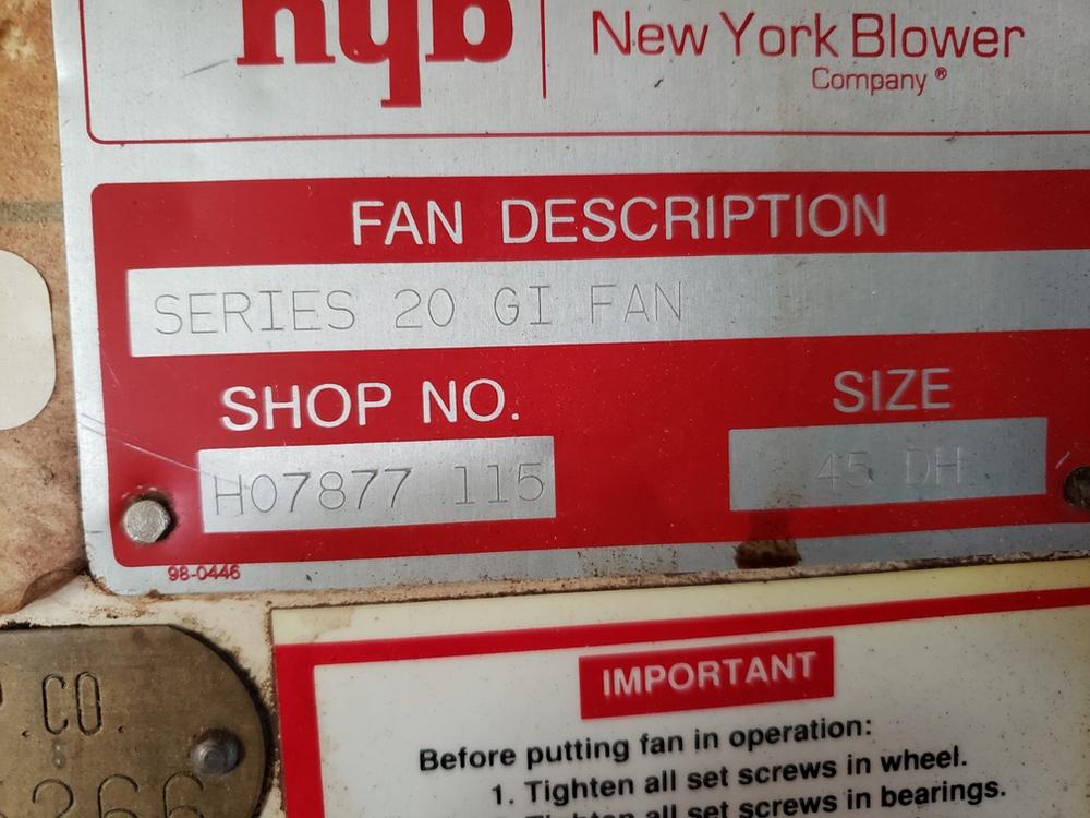 75 HP Blower Skid | Rig Fee: $450 - Image 2 of 3
