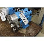Waukesha Cherry Burrell Positive Displacement Pump, M# 30-U1, S/N 2992160 R1-3 | Rig Fee: $25