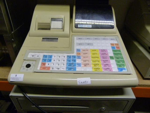 Lot 5 - *Geller ET-6800 Electronic Cash Register