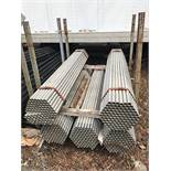 "LOT OF POSTS 1 /1/2"" x 6'3"""