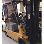 Caterpilar (GC30) 6,000 lbs LPG Forklift