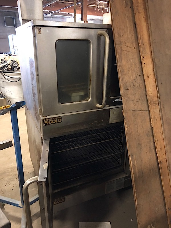Lot 38 - DOUBLE OVEN
