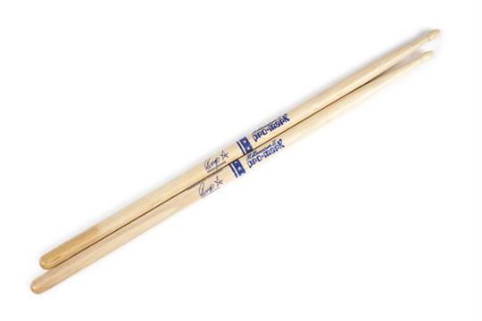RINGO STARR SIGNATURE DRUMSTICKS A Pair Of American Hickory Pro Mark New Generation Drumsticks