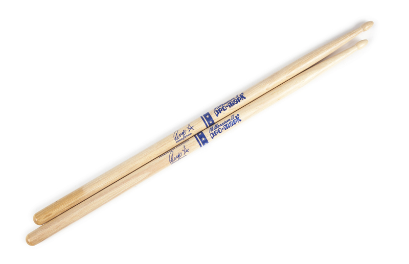 RINGO STARR SIGNATURE DRUMSTICKS A Pair Of American Hickory Pro