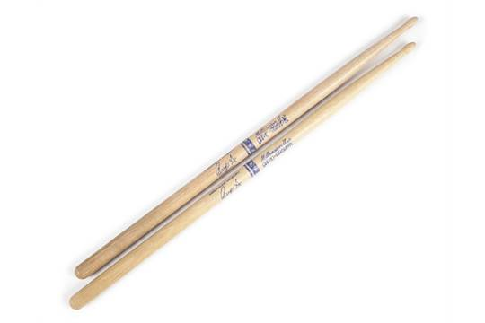 RINGO STARR USED DRUM STICKS A Pair Of Ringo Starrs Custom Pro Mark