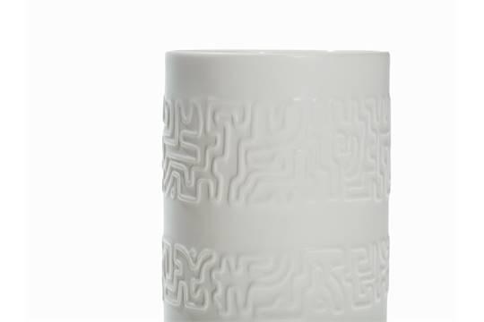 Rosenthal Studio Line Vase By Cuno Fischer 1960s Porcelain Germany
