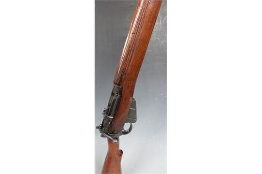 Lee Enfield bolt action  303 rifle converted to a  410