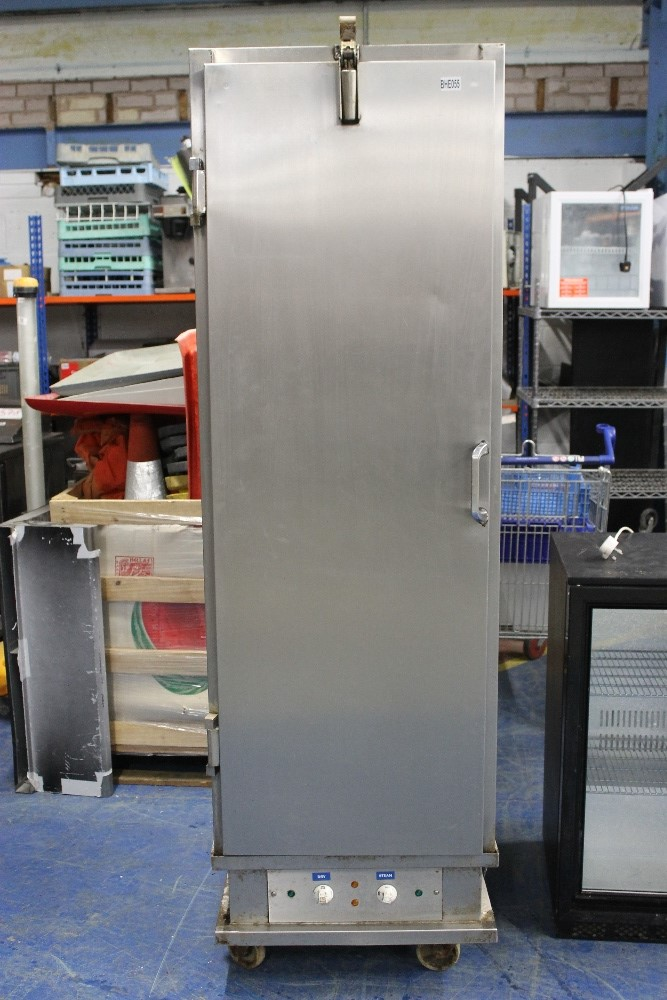Lot 21 - Modern Baking Systems Bread Prover – Mobile – S/N 5089 – Tested WorkingW61cm x H200cm x D86cm