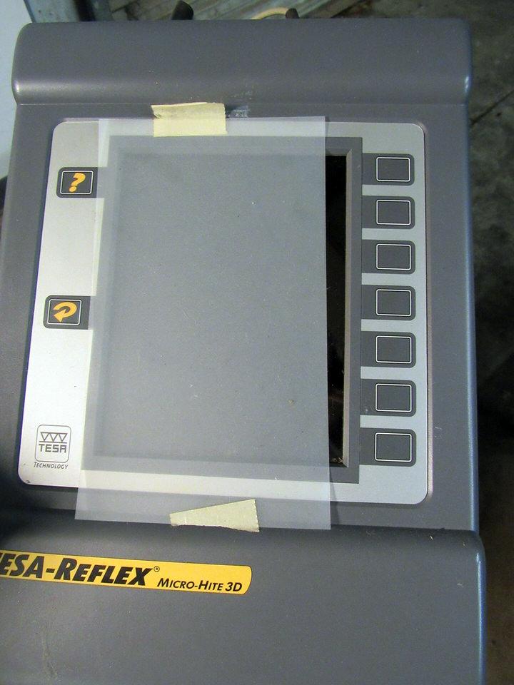 "Lot 16 - TESA micro-hite 3D Type 03939036 Coordinate Measuring Machine (CMM), new 2006, 18.1"" x 20"" x 16.5"""