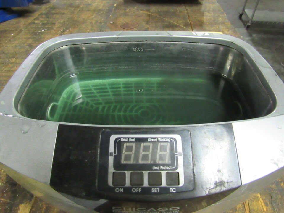 Lot 4A - Chicago Ultrasonic Cleaner