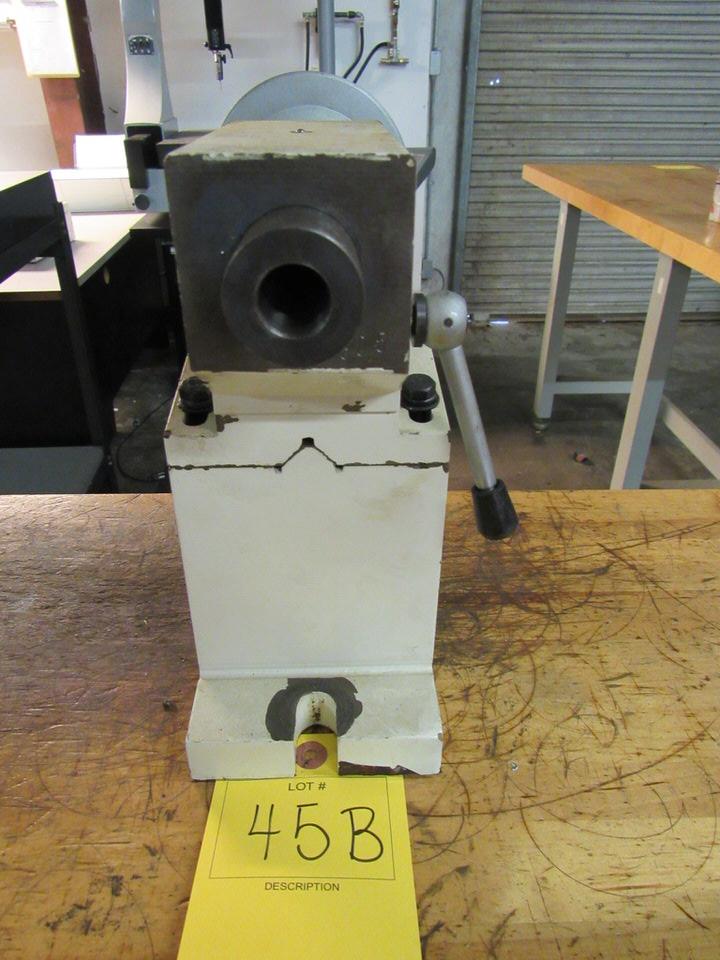 Lot 45B - Small tailstock